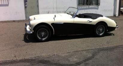 1960 Austin Healey 3000 Mk1 BT7