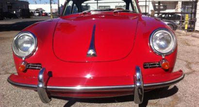 1965 Porsche 356 SC Coupe