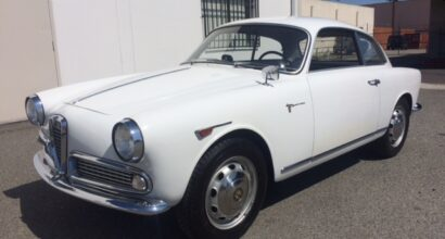 1960 Alfa Romeo GIULIETTA SPRINT VELOCE