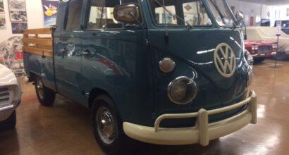 1965 Volkswagen CREW CAB
